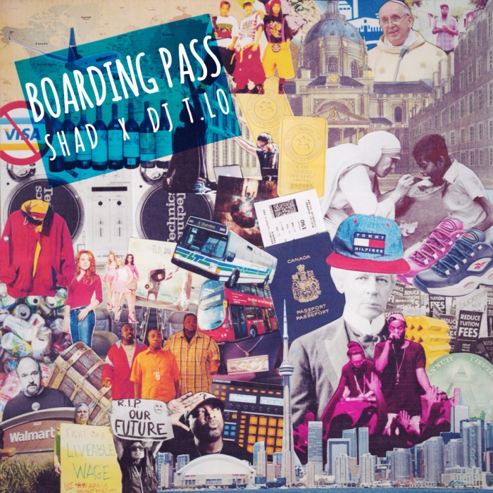 Shad – Boarding PassEP