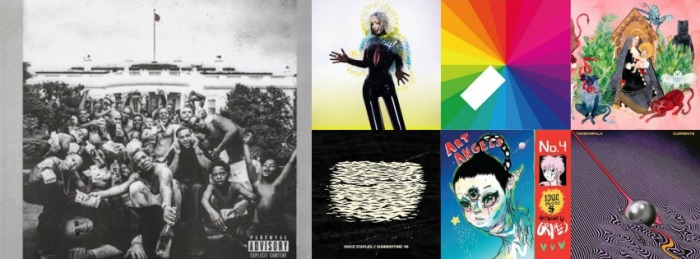 Freshly Squeezed's 20 Best Albums of 2015