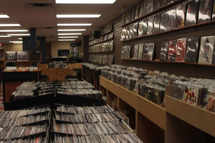 The Lucrative Business of Vinyl Resale